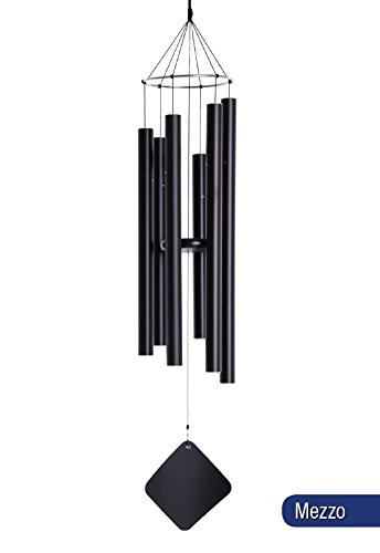 Powder Polynesian in flavor Music of the Spheres Hawaiian-Mezzo wind chime HM