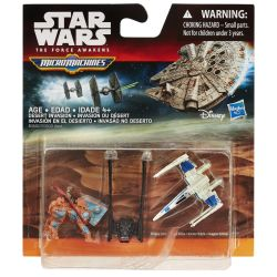 Desert Invasion Star Wars 3 Pack Vehicle