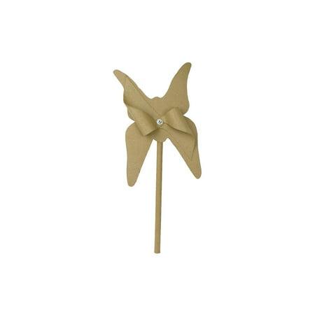 Large Butterfly Pin (PA Paper Mache Pin Wheel Butterfly)