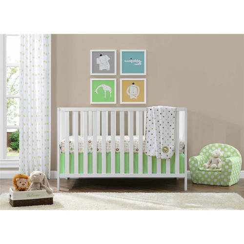 Cosco Charlotte Crib, Available in Multiple Colors