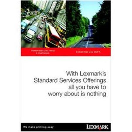 Lexmark Extended Warranty Renewal (Onsite Service) (1
