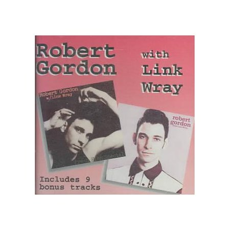 ROBERT GORDON WITH LINK WRAY/FRESH FISH SPECIALS was originally released as 2 seperate LPs.  The single compact disc contains 9 additional tracks that did not appear on the original albums.Personnel includes: Robert Gordon, Link Wray, Chris Spedding, Danny Gatton.