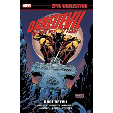 Roots Collection - Daredevil Epic Collection: Root of Evil