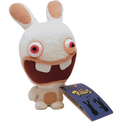 Raving Rabbids Plush
