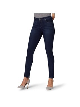 Women's Shape Illusions Seamed Front Skinny Jean