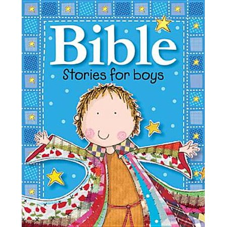 Bible Stories for Boys (Board Book) (The Boy And The Apple Tree Story)