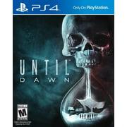 Until Dawn, Sony, PlayStation 4, 711719039433