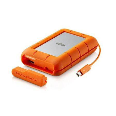 LaCie Rugged RAID Thunderbolt & USB 3.0 Mobile Hard Drive 4TB -