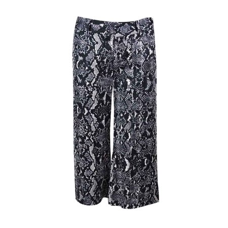 INC International Concepts Women's High Waist Gaucho Pants