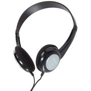 Maxell Action Kids Headphones with Mic, Black