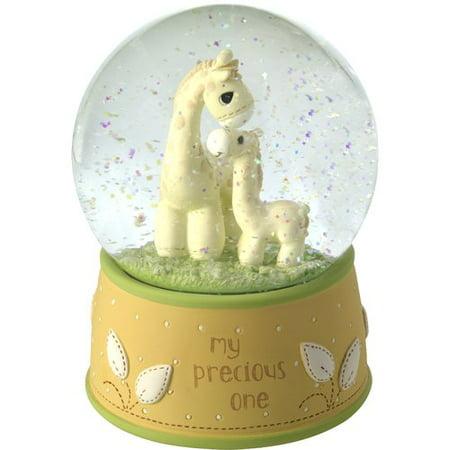 Precious Moments My Precious One Giraffe Musical Snow Globe ()