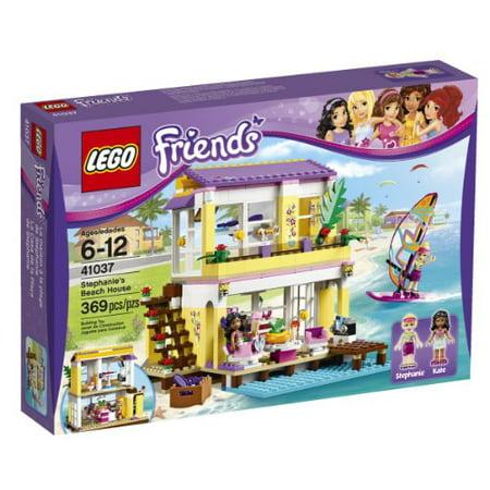 LEGO Friends 41037 Stephanie's Beach House, 369