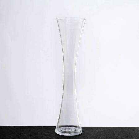 Vases Bulk (BalsaCircle Clear 12 pcs 16