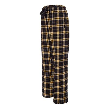 - Boxercraft - Women's Crozy Fashion Flannel Pajama Louge Pants With Pockets