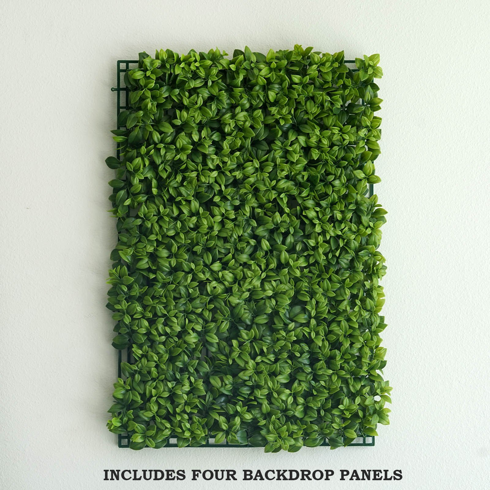 6x4ft Green Ivy Wall Vinyl Photography Background Ivy Covered Window Wall Wedding Backdrop Party Decoration Banner Photo Studio Prop
