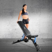 Deals on Fuel Pureformance FID Workout Bench Flat Positions