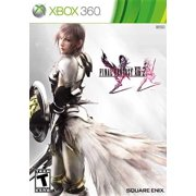 Final Fantasy XIII-2, Square Enix, XBOX 360, 662248911014