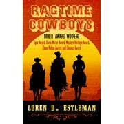 Thorndike Western I: Ragtime Cowboys (Hardcover)