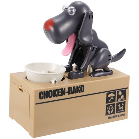 Dog Style Money Bank Coin Money Box Piggy Bank Collecting Saving Money Bank