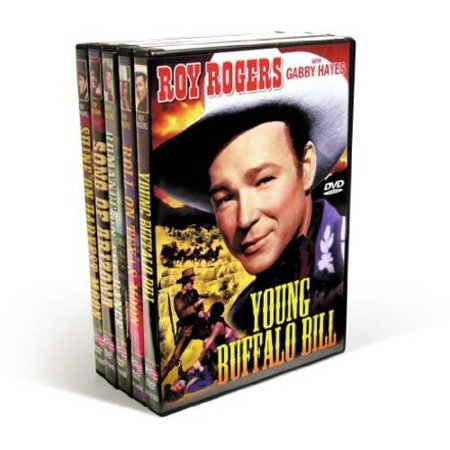 Halloween 3 Theme Song (Roy Rogers Collection: Volume 3 - Young Buffalo Bill / Roll On Texas Moon / Romance On The Range / Song Of Arizona / Shine On Harvest)