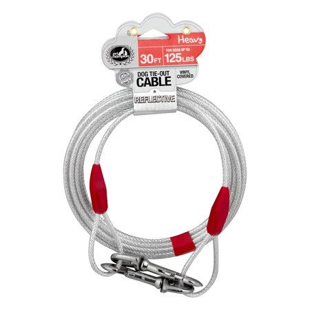 Pet Champion 30 Ft Heavy Dog Tie Out Cable