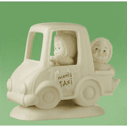 Department 56 Snowbabies Moms Taxi Retired 807100