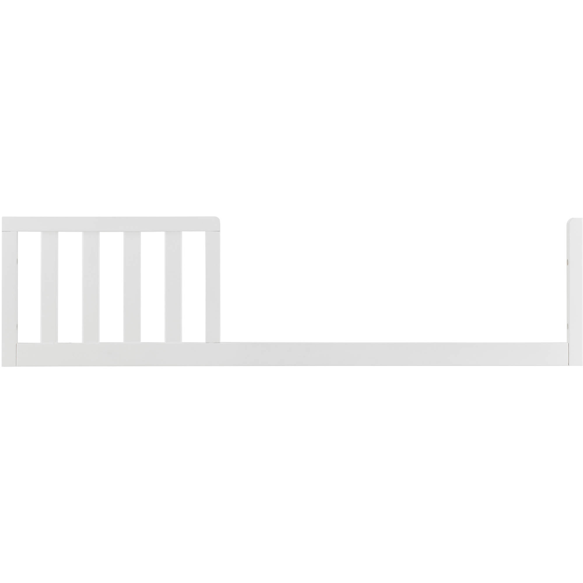 "Fisher-Price 50"" Toddler Guardrail, Sugar Cookie, (Choose Your Finish)"