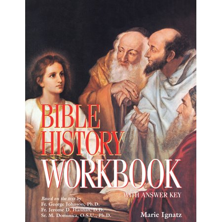 Bible History Workbook : With Answer Key