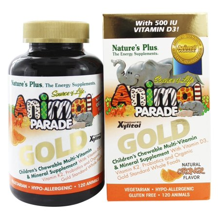 Nature S Plus Source Of Life Gold  Tablets