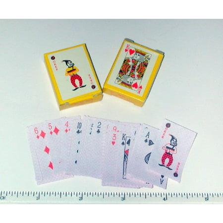 Dozen Mini Playing Cards (Mini Playing Cards)