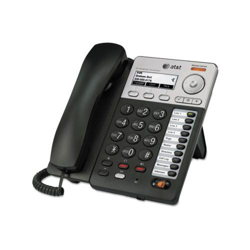 At&t Syn248 SB35025 Corded Deskset Phone System ATTSB35025