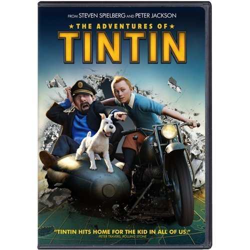 The Adventures Of Tintin (With INSTAWATCH) (Widescreen)