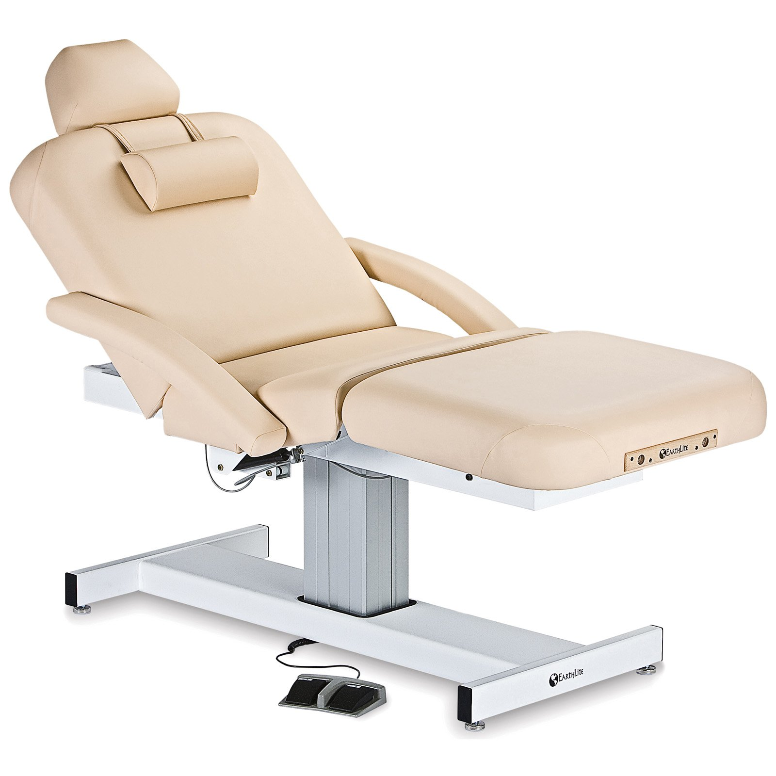 EarthLite Everest Salon Stationary Lift Massage Table
