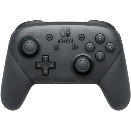Nintendo Switch Pro Controller, Black