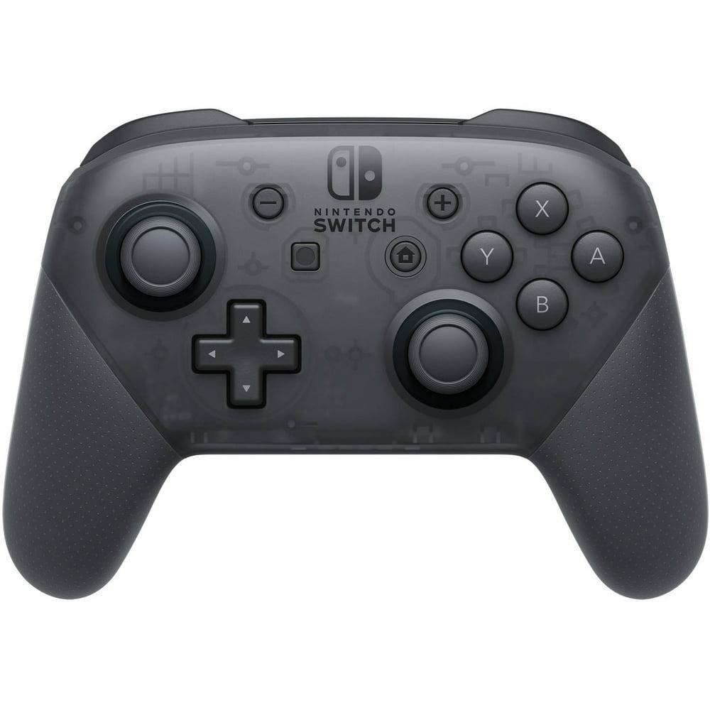 Nintendo Switch Pro Controller, Black
