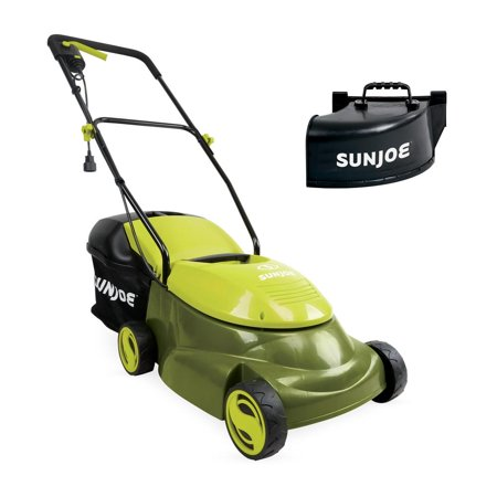 Sun Joe MJ401E-PRO Electric Lawn Mower | 14 inch | 13 Amp | Side Discharge Chute