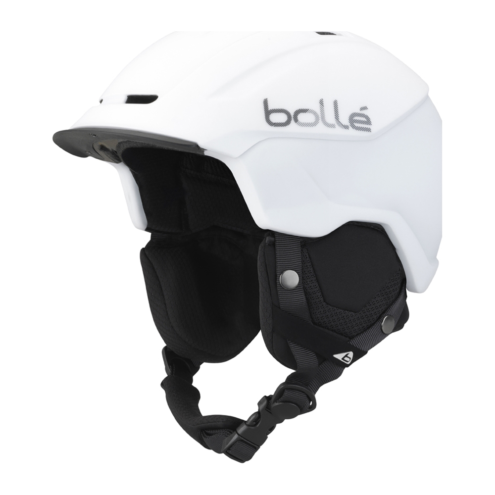 Bolle Winter Instinct Soft White & Grey 54-58cm 31412 Ski Helmet BOA Closure by Bolle