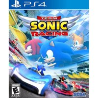 Team Sonic Racing, Sega, PlayStation 4, 010086632392