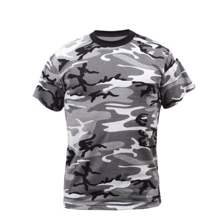 City Shirts (City or Urban Camouflage)
