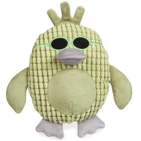 Dog Toys Corduroy Cool Dudes Soft Plush Birds With Sunglasses Choose Character (Sunglasses Dog Toy)
