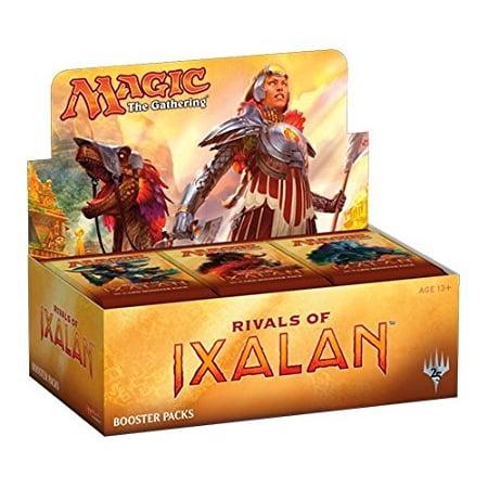 MAGIC MTG RIVALS OF IXALAN BOOSTER BOX FACTORY SEALED CARD