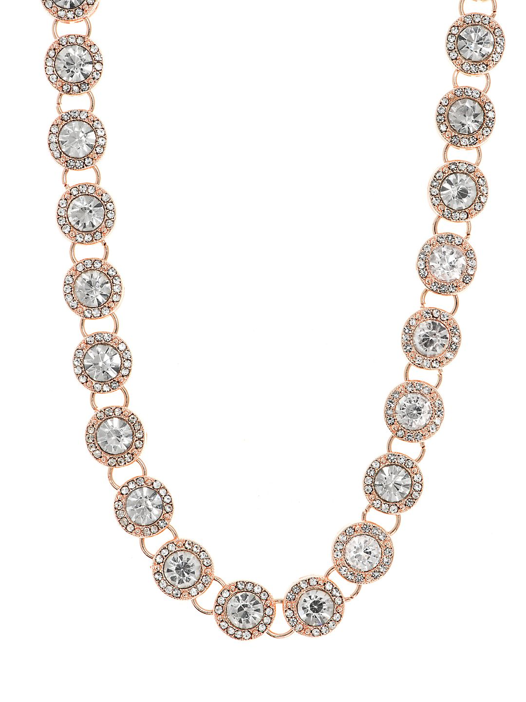 Crystal Collared Necklace