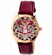 Bertha Alexandra Leather Watch