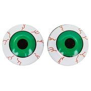 Trick Tops Valve Caps Eyeball Green