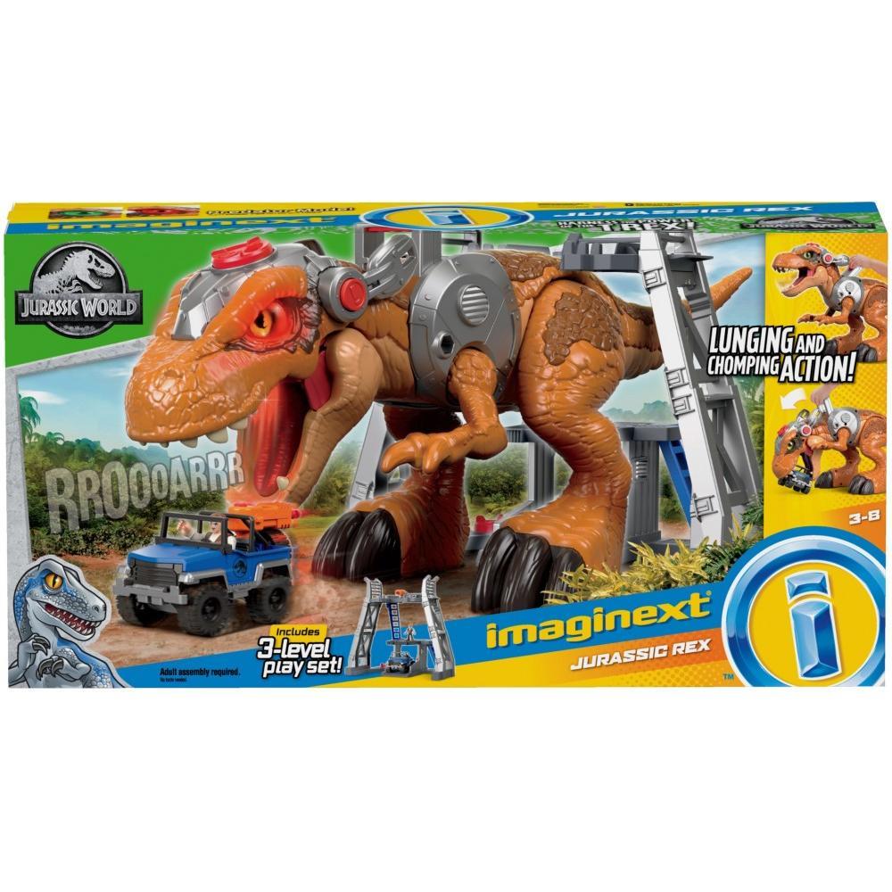 Replacement Launcher Imaginext Jurassic World Jurassic Rex FMX85