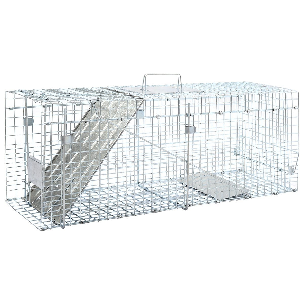 New MTN-G Live Animal Cage Mouse Trap Rat Hamster Catch C...