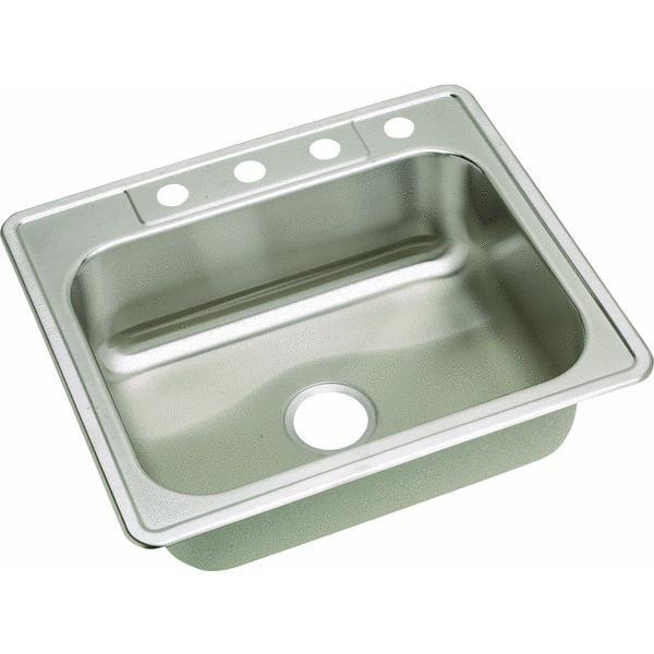 Single Bowl Stainless Steel Sink Walmart Com