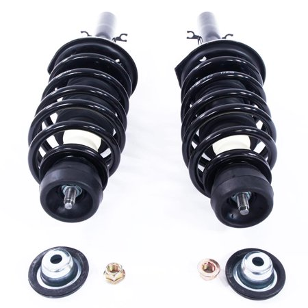 Ktaxon Set Of 2 Front Struts & Springs Pair Set for Volkswagen VW Golf Jetta Beetle