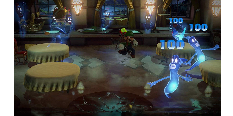 Luigi S Mansion 3 Nintendo Nintendo Switch 045496596408