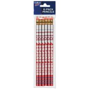 American Logo Products Radford Highlanders Pencils, 6-Pack